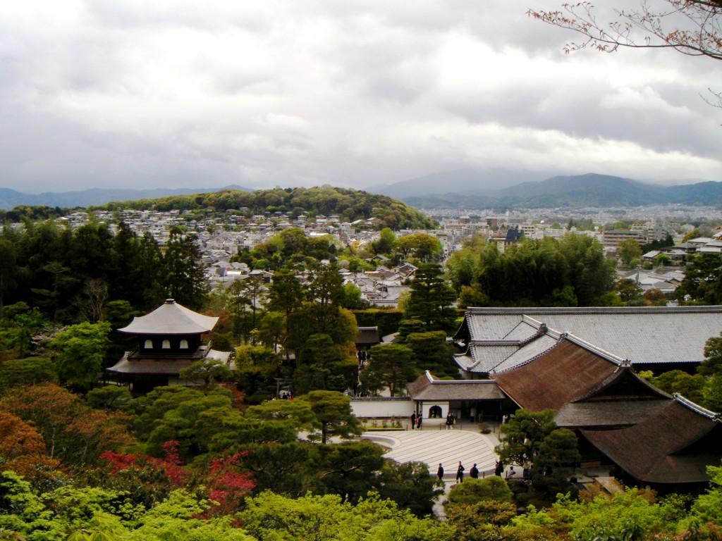 Ginkaku-ji: The Silver Pavilion