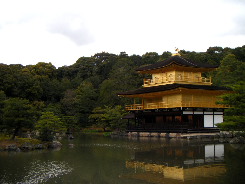 Kinkaku-ji - The Golden Temple