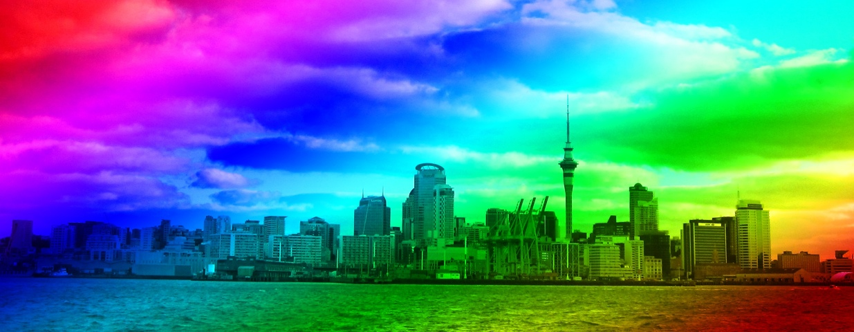 With a number of gay bars, Auckland at first glance seems to have a thriving ...