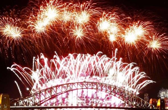 NYE 2012 Sydney