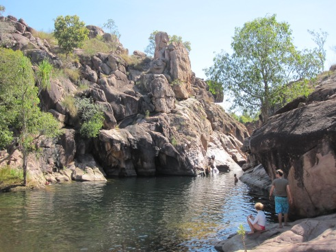 Beautiful Swimming Hole in Kakadu National Park