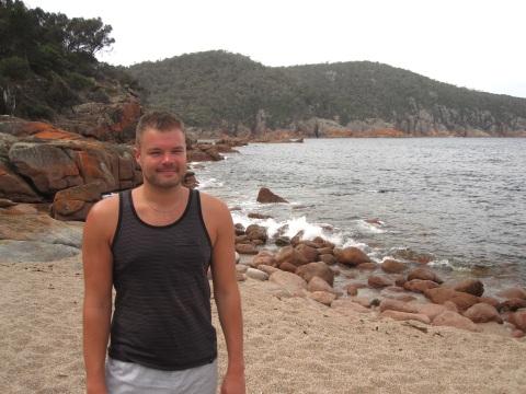 Me at Sleepy Bay