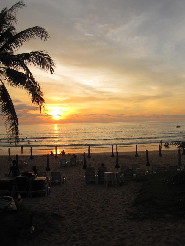Karon Sunset 1