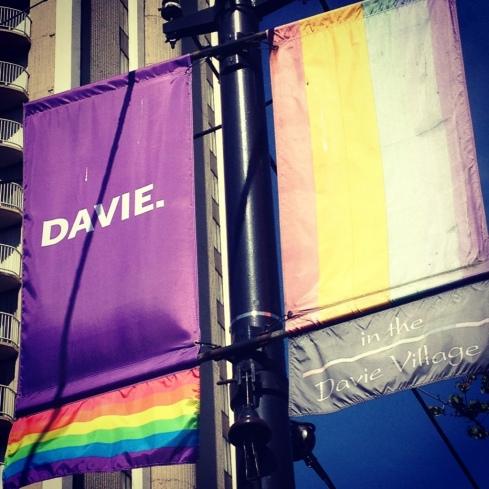 Davie Street, Vancouver