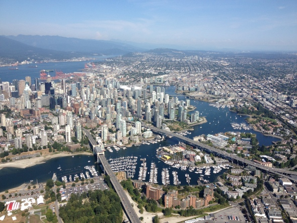 Vancouver's False Creek