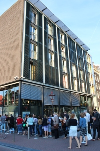 Anne Frank House Entrance