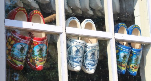 Clog Factory's Window