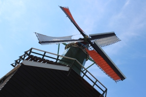 One of the Historical Windmills
