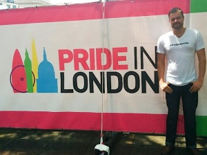 Pride in London #mygaypride
