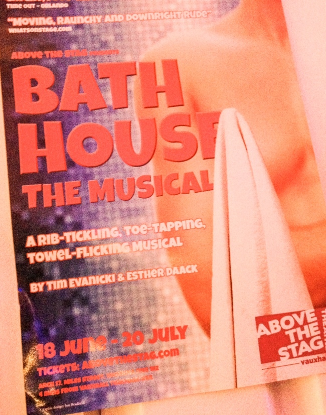 Bathhouse: The Musical