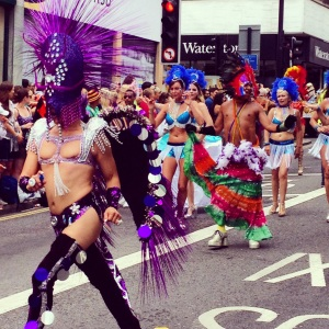 Brighton Pride Dancers