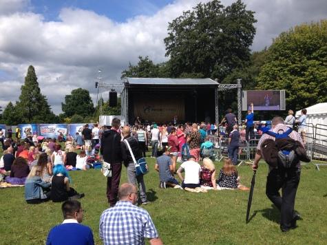 Pride Cymru: Main Event