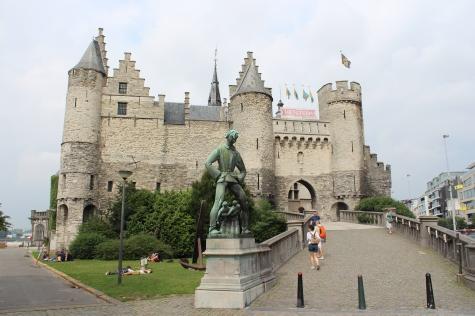 Het Steen Fortress