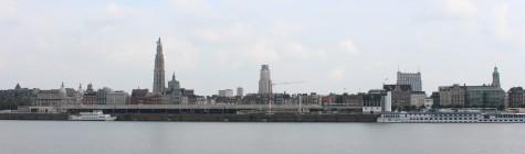 Antwerp Across the River