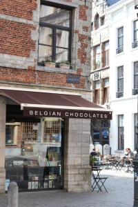 Chocolaterie in Antwerp