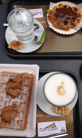 Queen of Waffles, Antwerp