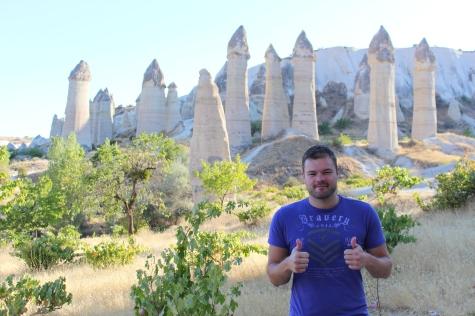 Me in Love Valley, Cappadocia