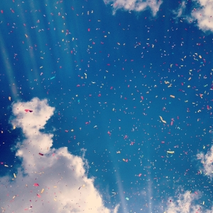 Confetti in the Sky