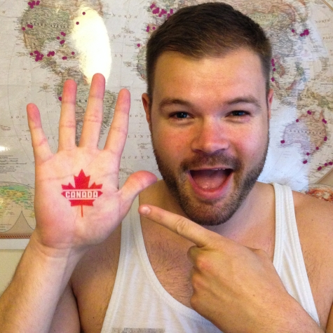 Yep, I'm Moving Back to Canada on the 15th of September 2015!