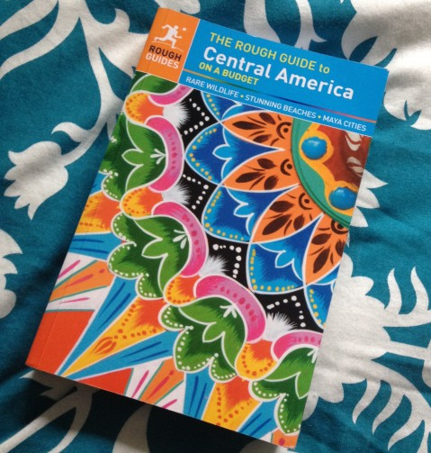 My Rough Guide to Central America, Because, Life
