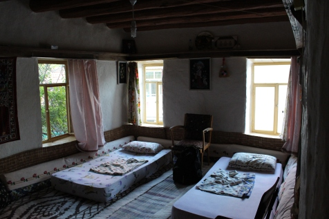 Our Rustic Home Stay Room