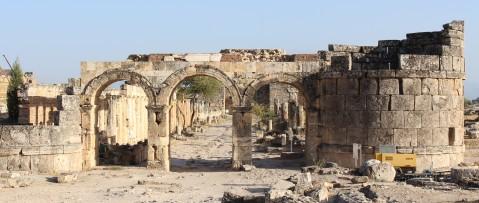 Triumphal Arch in Hierapolis
