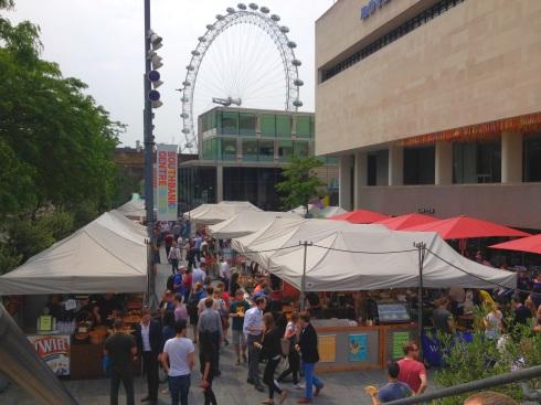 Southbank Centre Market