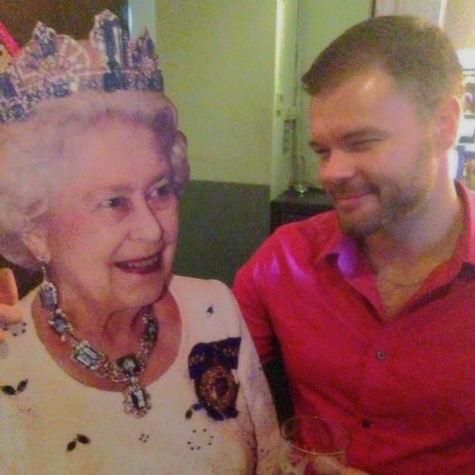 Queen Elizabeth and Me, Having a Laugh