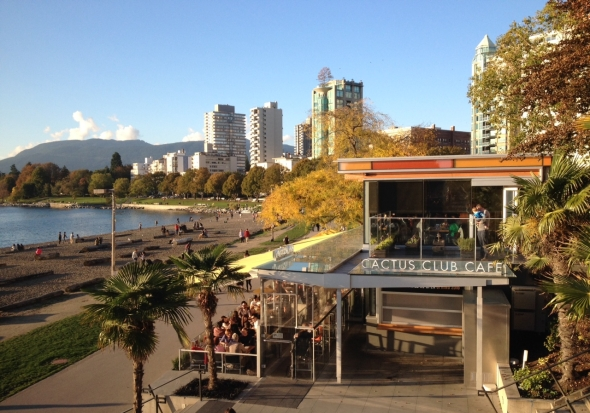 Best Casual Dining - Cactus Club English Bay