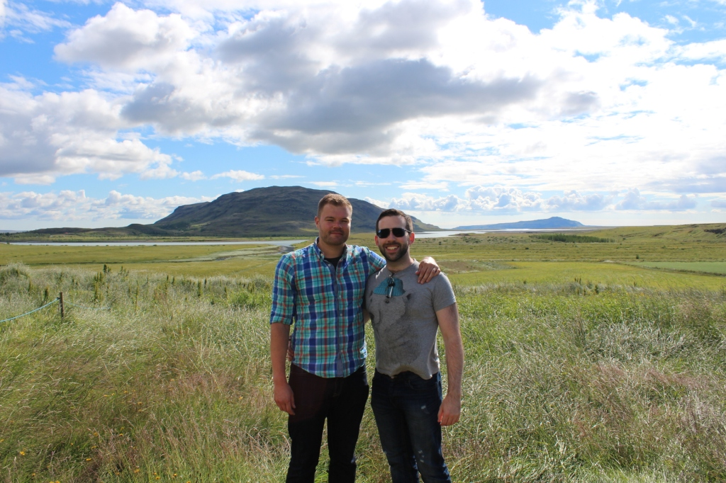 Leaving Footprints with Eamonn in Iceland - August 2015