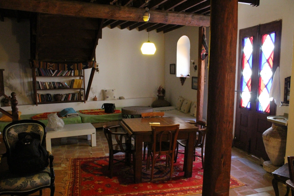 Our Rustic Ottoman Mansion
