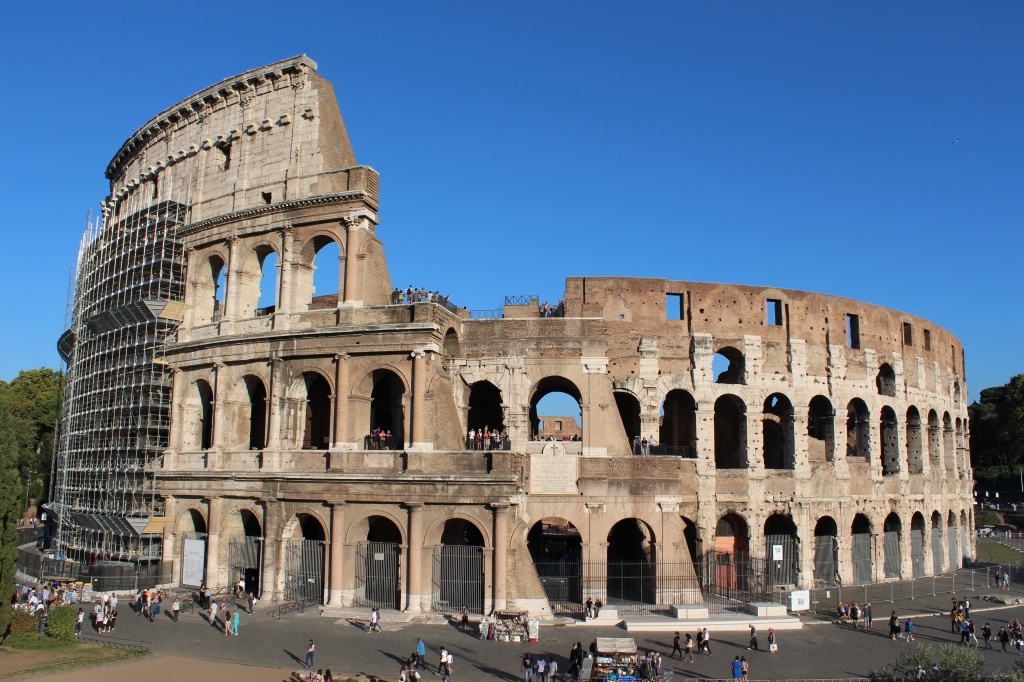 The amazing Colosseum - September 2013