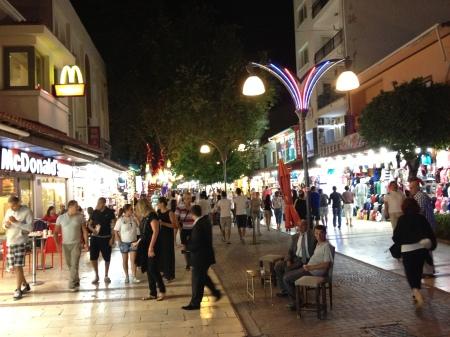 Kuşadası Pedestrian Street