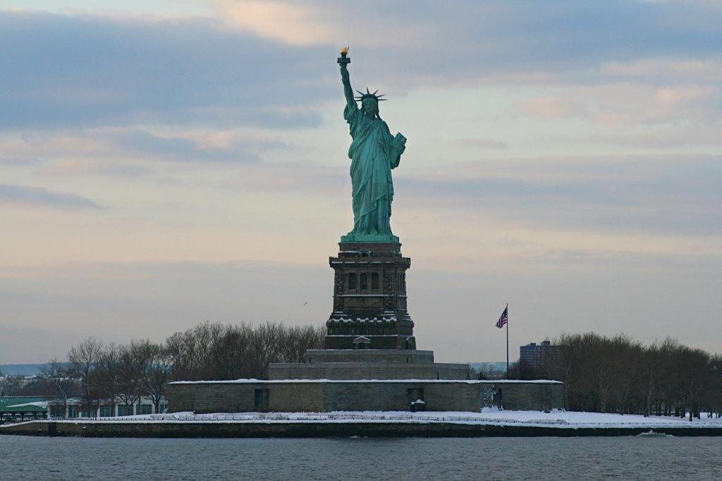 Statue of Liberty – January 2011 ©Joseph McGehan