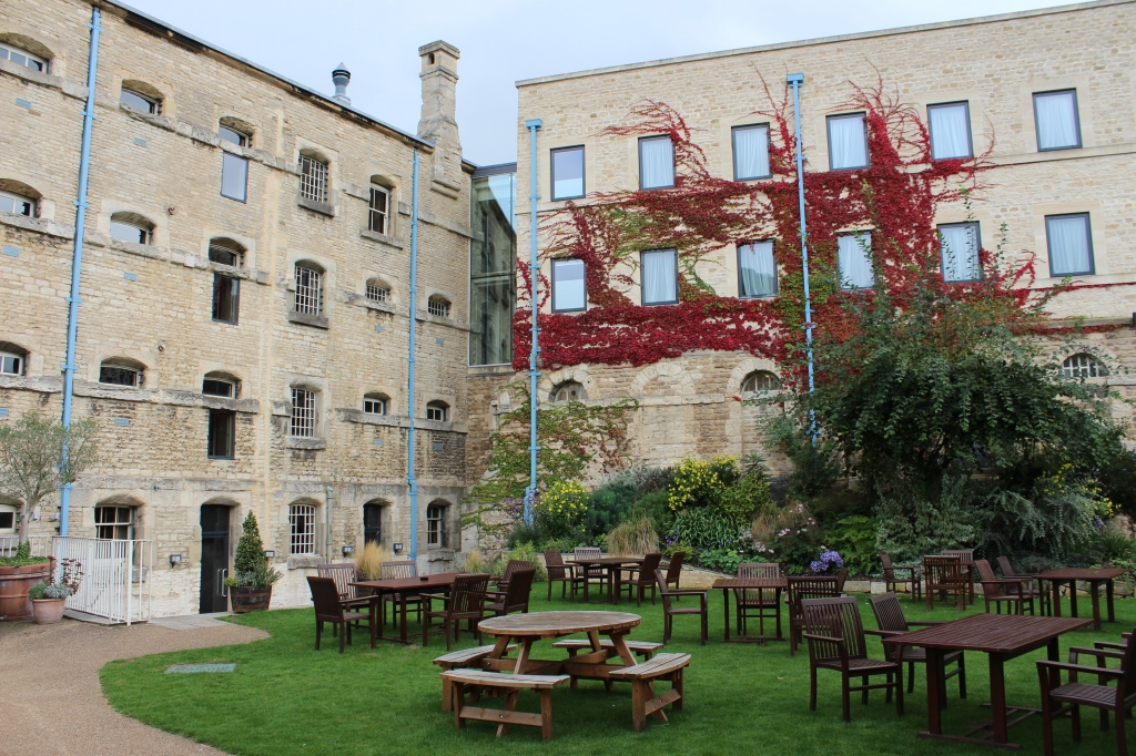 The Malmaison Hotel at Oxford Castle
