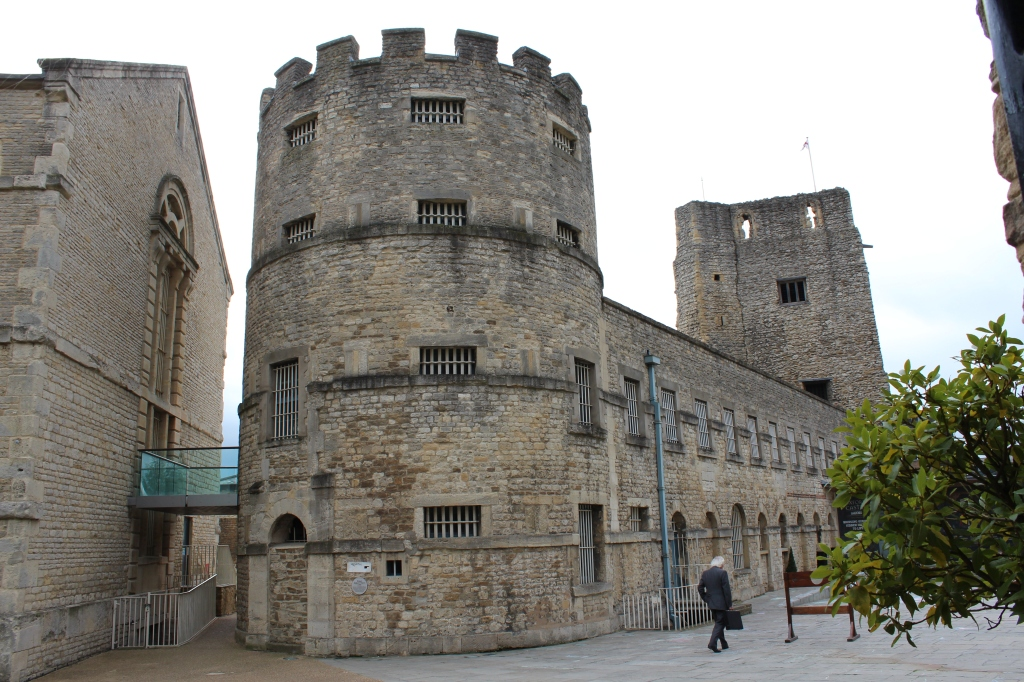 Tower at Oxford Castle