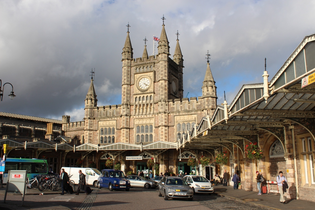Temple Meads Station, Bristol