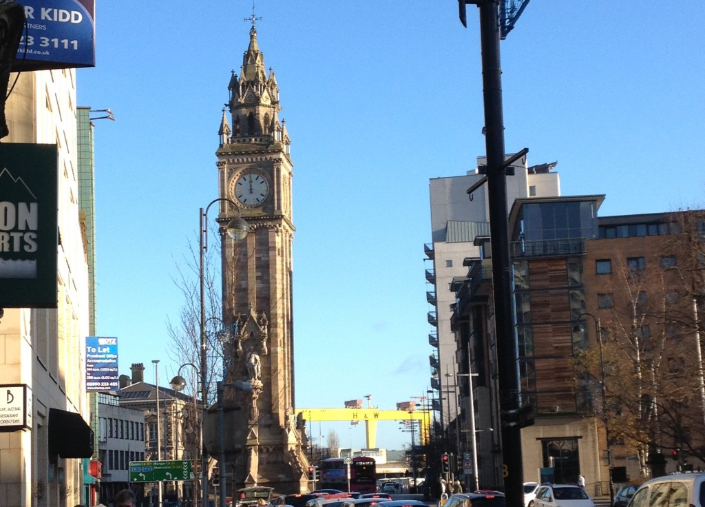 Albert Memorial Clock, Belfast