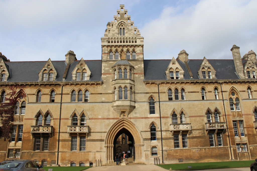 The Meadow Building - Christ Church, Oxford