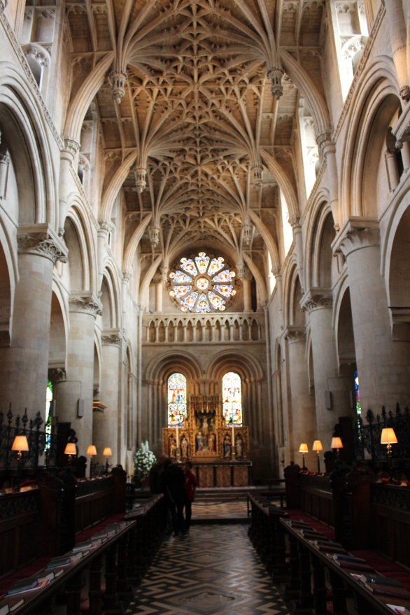 Christ Church Cathedral - Oxford City