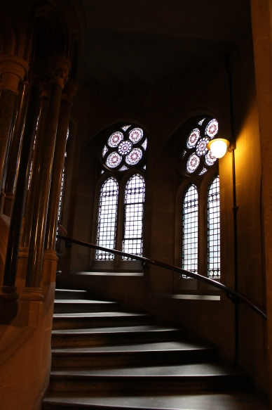 Inside the Manchester City Hall