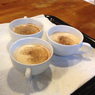 Chai tea at the Granville Island Tea Company